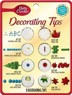Betty Crocker Decorating Tips Variety Pack