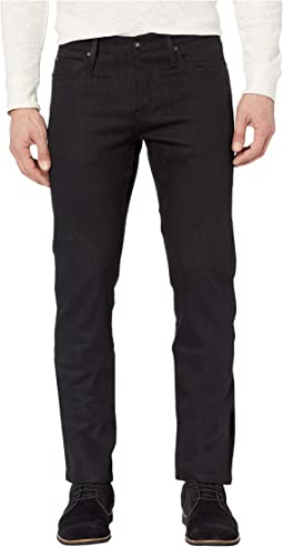 Skinny in 11 oz Solid Black Stretch Selvedge