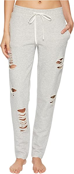 ALO - Ripped Sweatpants