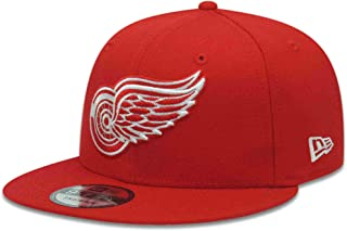 New Era Detroit Red Wings NHL 950 9FIFTY Snapback Cap Hat