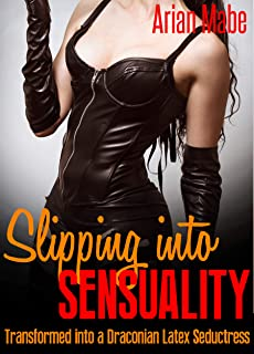 Slipping into Sensuality: Transformed into a Draconian Latex Seductress
