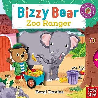 Bizzy Bear: Zoo Ranger