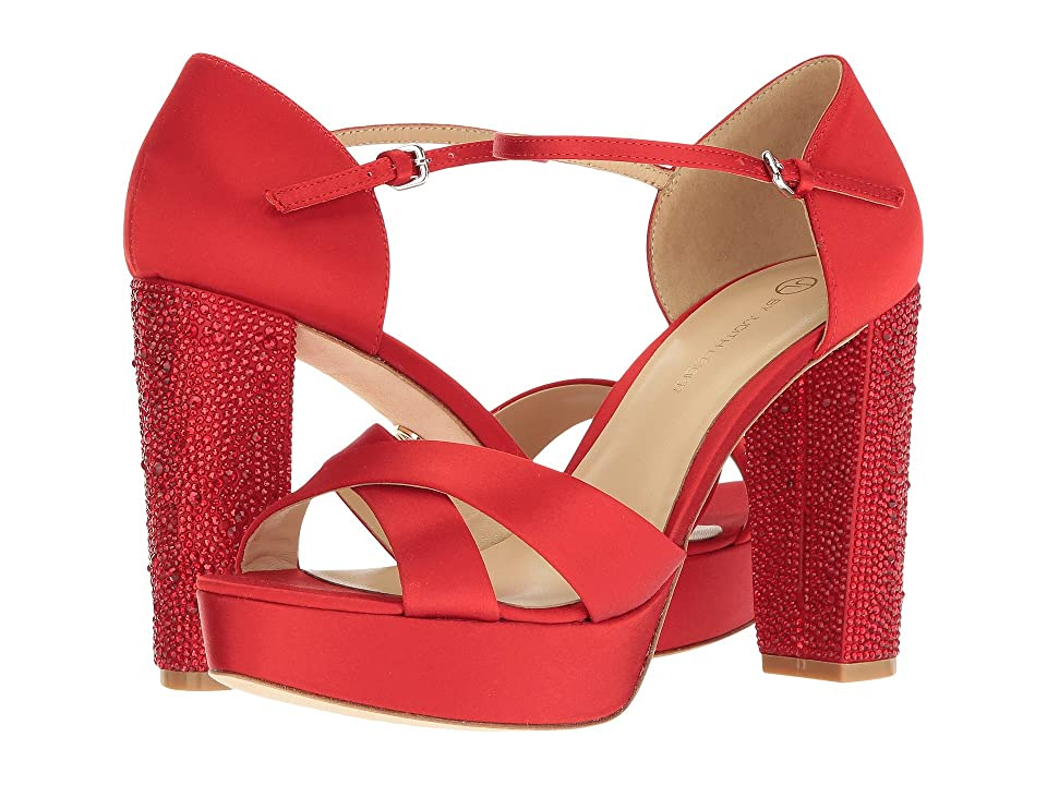 JL by Judith Leiber Magpie (Red) High Heels