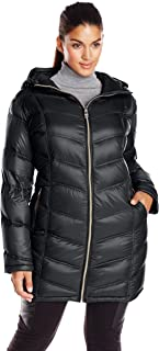 Calvin Klein Women's Plus-Size Packable Down Coat