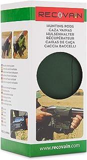 RECOVAIN Recogevainas Color Verde para Diestro | Artículos y Accesorios de Caza para Escopetas Semiautomáticas y Rifles | Cazavainas para Ventana de Expulsión a la Derecha