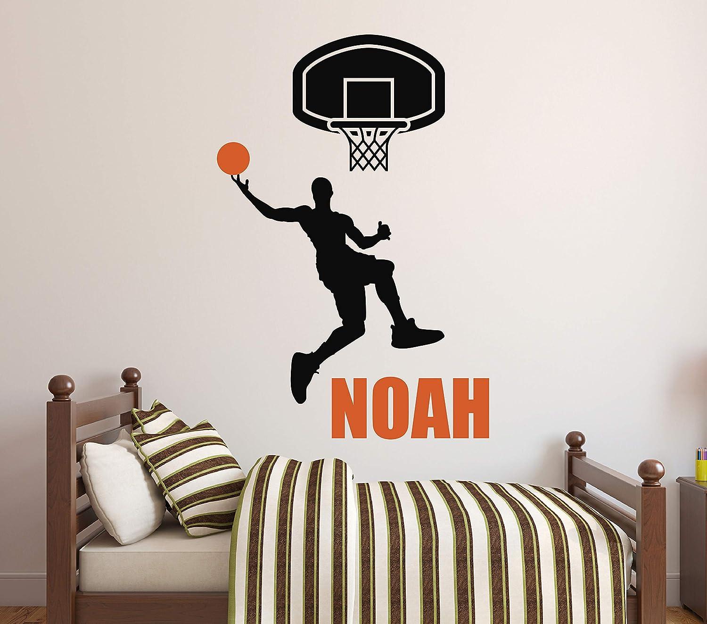 Fashion Personalized Name Basketball Wall Arlington Mall - Player Decal