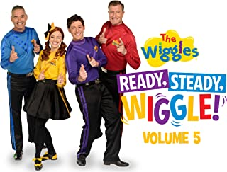 The Wiggles: Ready Steady Wiggle Volume 5