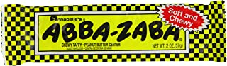 Abba Zabba Candy Bars