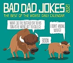 Bad Dad Jokes 2021 Box Calendar