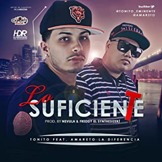 Lo Suficiente (feat. Amareto)
