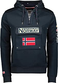 Sudadera de Hombre GYMCLASS CSS Geographical Norway
