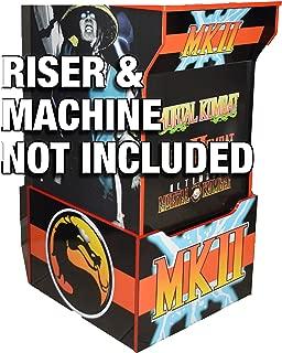 Best arcade machine stickers Reviews