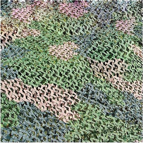 Filet Camo Visière Extérieure GR épaissir Filet de camouflage Filet de camouflage Filet de tissage Oxford Tissu Chasse cachée Tente de camping Tente de fond étage Arrière-plan Terrasse Auvent Thème Ex