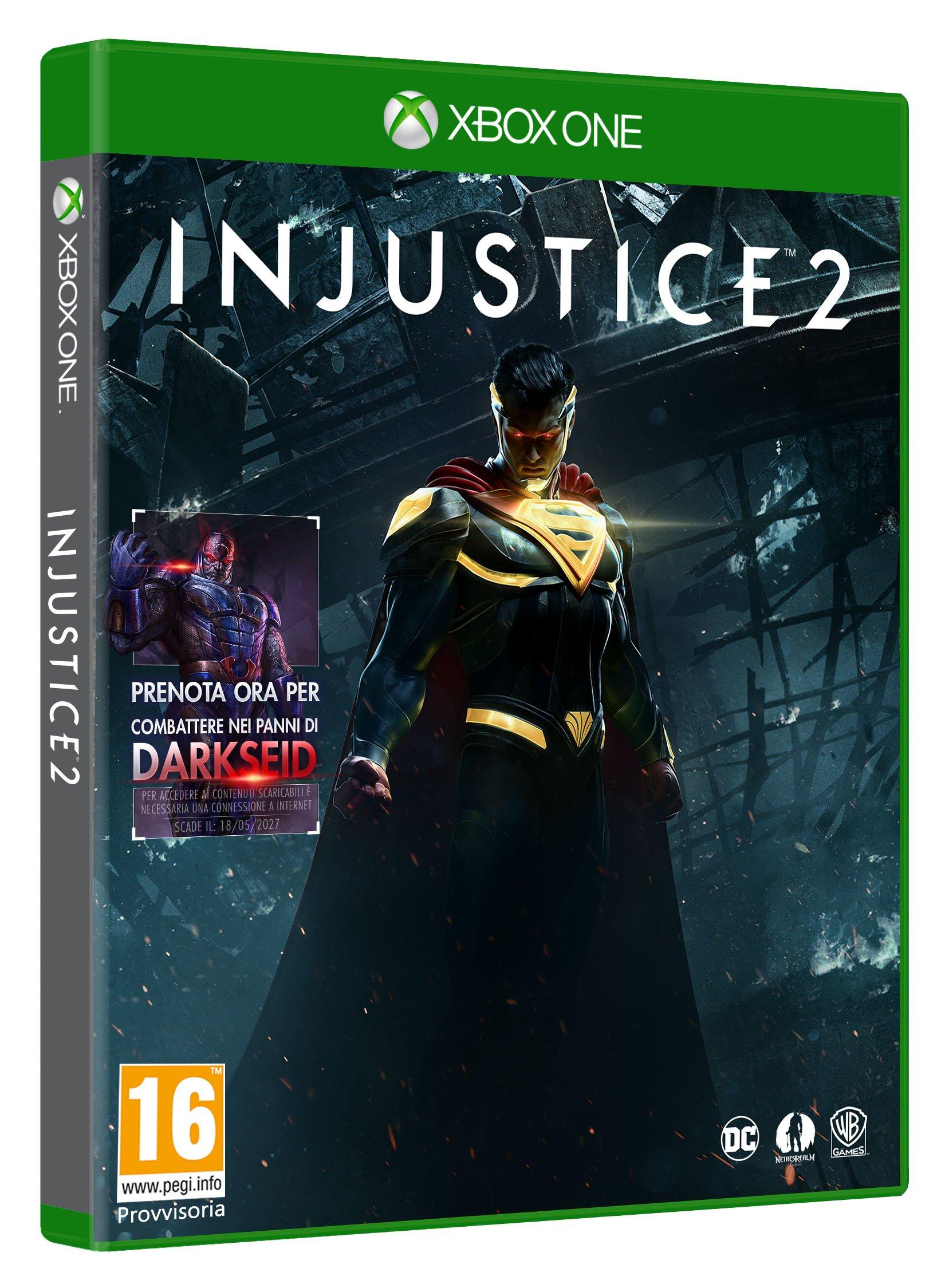 Injustice 2: Amazon.es: Videojuegos