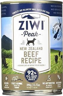 ジウィピーク ziwi ドッグ缶 NZグラスフェッド ビーフ 390g