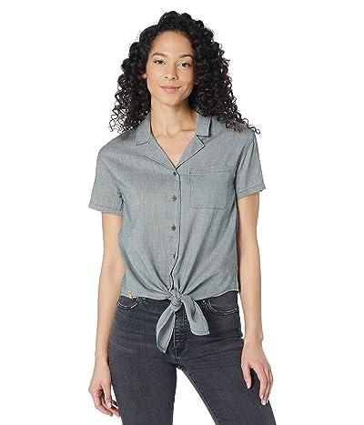 tentree Isa Tie Front Shirt