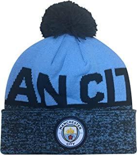 Icon Sports Manchester City Official Licensed Beanies