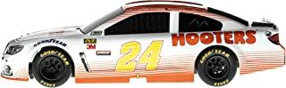 Lionel Racing 14449 Nascar Authentics 2017 Chase Elliott #24 Hooters Die-cast, Orange/White/Black