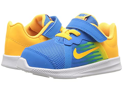 fdecdbaab9457 Nike Kids Downshifter 8 Fade (Infant Toddler) at Zappos.com