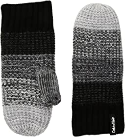 Calvin Klein - Ombre Knit Mittens