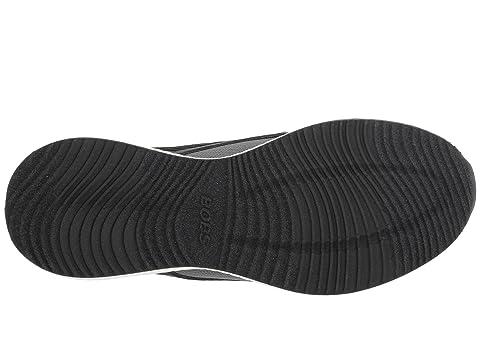 Electro Cuadrilla La Negro De Skechers Sacudidas Charcoalpink CxwRE8qxZX
