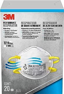 Best 3m dust respirators 8210 Reviews