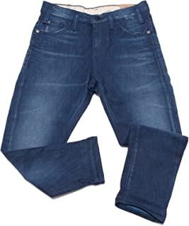 9430R pantalone bimbo ARMANI JUNIOR jeans blu denim pant trouser kid