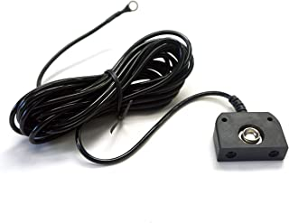 Alphastat Table Mat Grounding Kit - Universal Snap Kit and 15' 1 Meg Male Low Profile Ground Cord