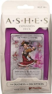 Ashes: The Duchess Of Deception