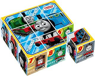 9コマ 子供向けパズル きかんしゃトーマス トーマスとなかまたち キューブパズル