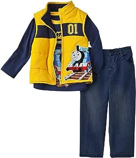 Thomas the Train 3pc Vest Set - Toddler