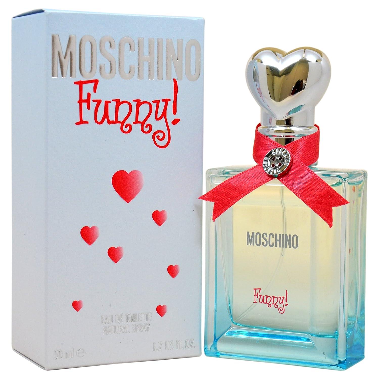 Amazon Com Moschino Funny By Moschino For Women 3 4 Oz Eau De Toilette Spray Beauty