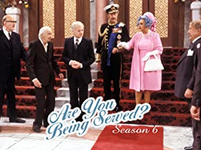 Are You Being Served?, Season 6