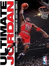 1986 NBA Finals Chicago vs. Boston Game 2 (MJ scores 63)