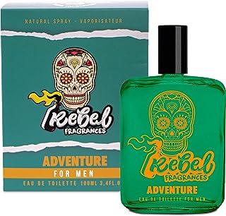 Rebel Fragrances Rebel Adventure - Eau De Toilette Para Hombre 100Ml 0.2 100 ml
