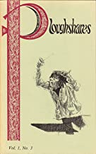 Ploughshares Winter 1972 Guest-Edited by James Randall