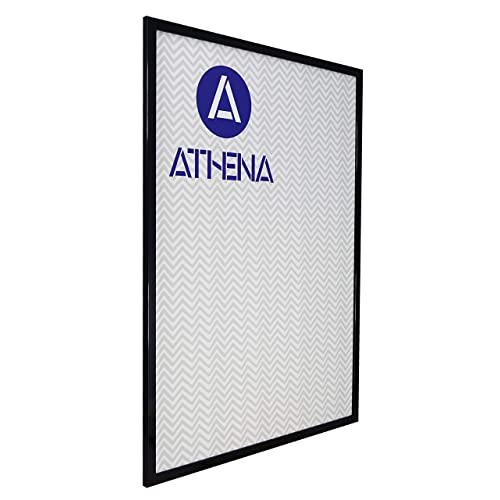 6327bdb33fc1 Athena Thin Gloss Black Picture Frame, A1 Size, 59.4 x 84 cm,