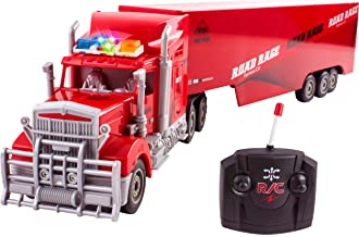 Vokodo Toy Semi Truck Trailer 23