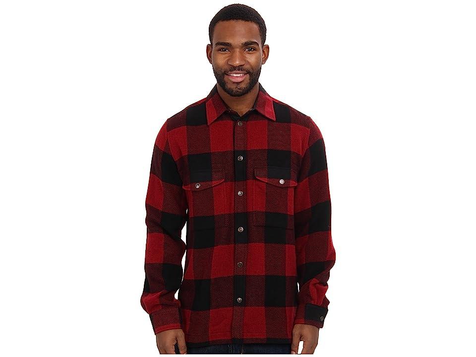 Fjallraven Canada Shirt (Red) Men