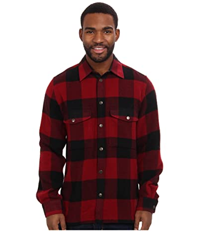 Fjallraven Canada Shirt (Red) Men