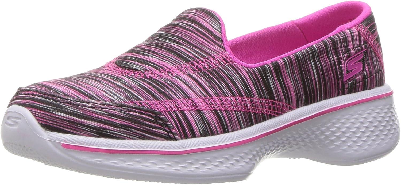 Skechers Kids Go Walk 4 Kid Slip-On Under blast sales Little Big Sneaker Attention brand