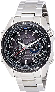 Casio EQS-500DB-1A1ER Watch For Men (Analog, Sport )
