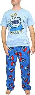 mens sesame street pajamas