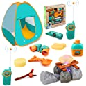 GrowthPic Outdoor Toys Camping Tools with Tent