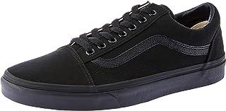 Vans Old Skool, Mens Shoes, Black (Black White), 6 US