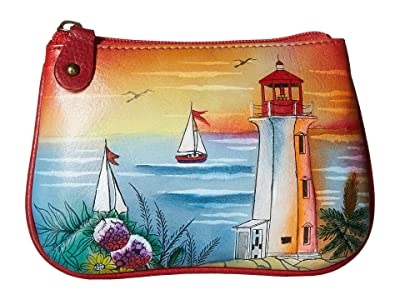 Anuschka Handbags 1107 Medium Coin Purse (Guiding Light) Coin Purse