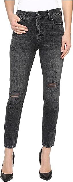 Bridgette Skinny Jeans in Crash