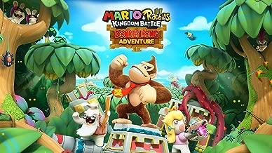 Mario + Rabbids Kingdom Battle Donkey Kong Adventure - Nintendo Switch [Digital Code]