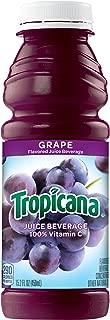 Tropicana Grape Juice, 15.2 oz, (12 per case)