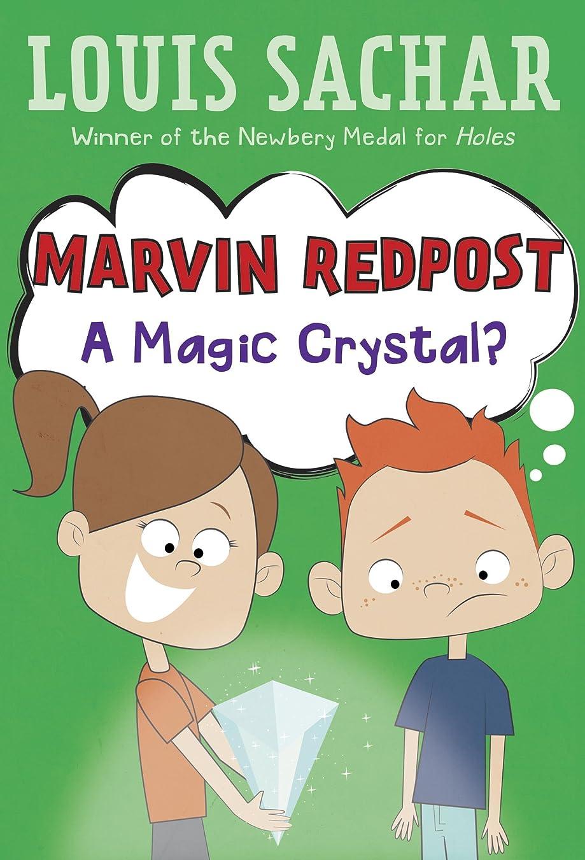 粉砕する超音速粒子Marvin Redpost #8: A Magic Crystal? (English Edition)
